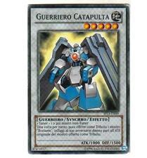 CARTA YU GI OH - GUERRIERO CATAPULTA - SP13-IT049 - COMUNE -  ITALIANO