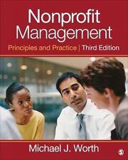 Nonprofit Management, Third Edition