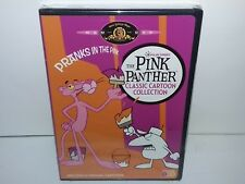 The Pink Panther Classic Cartoon Collection - Volume 1 (DVD, Canadian) NEW