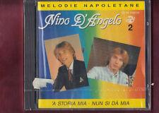 NINO D'ANGELO - MELODIE NAPOLETANE VOL.2  CD NUOVO SIGILLATO