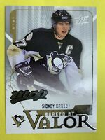 2008-09 Upper Deck NHL MVP Marked By Valor #MV7 Sidney Crosby Pittsburgh Pens