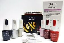 LOVE OPI Nail GelColor XOXO PROHEALTH Pro Health GEL COLOR Kit #1 ~6ct~