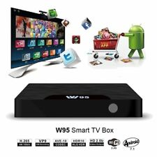 Box multimedia TV BOX Android 7.1 VIDEN W2 Smart TV Box Amlogic S905W Quad-Core