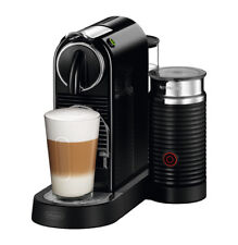 DeLonghi Nespresso Citiz & Milk Coffee Machine - Black
