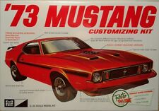 MPC 1973 Mustang, 1/25, New (2016) Factory Sealed Box