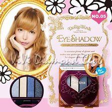 KOJI Dolly Wink Tsubasa Masuwaka Eye Shadow Palette 05 SILVER GREY New Version