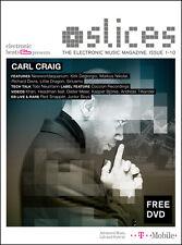 Slices – The Electronic Music Magazine - Ausgabe 01-2010 - Carl Craig