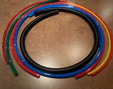 Tubing Red blue yellow green 1 4 splitloom Ghostbusters Proton Pack Prop