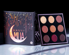Brand New MANNY MUA Palette 9 colors GEEK  Eyeshadow Limited Edition US