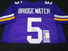 sale retailer 9ce27 a774b Teddy Bridgewater Signed Jersey for sale | eBay