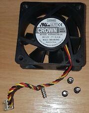 NetGear Fan & screws from READYNAS DUO RND2000 V2 NAS AGE06025B12U - FREE Post