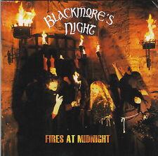 BLACKMORE'S NIGHT: Fires at Midnight CD (NEW)