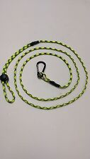 Kayak Paddle Leash (Heavy Duty) Made In USA Best Grab On Ebay 550 Paracord GECKO