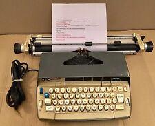 Vintage Smith Corona 250 Electric / Electronic Typewriter