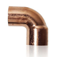 """1/2"""" 90 Degrees Street Elbow C x FTG (BAG OF 10) - COPPER PIPE FITTING"""