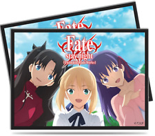 Fate/Stay Night - Smiles Card Sleeve [Ultra PRO] [TCG CCG] [PKMN MTG]
