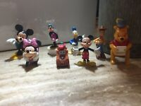Disney figurine lot