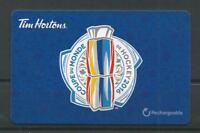Reloadable Tim Horton's Gift French Card ! Coupe du Monde de Hockey 2016 !