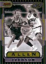 Allen Iverson #TB13 Bowman's Best 1996/97 NBA Basketball Card