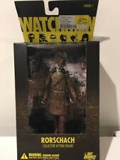 Watchmen Movie Rorschach Action Figure DC Direct Toys - NISB