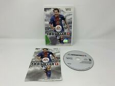 FIFA Soccer 13 NTSC  - Nintendo Wii (works on Wii-U) - Complete in box - Rare