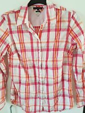 Tommy hilfiger shirt fitted size10