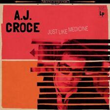 A.J. Croce-just like medicine VINILE LP NUOVO