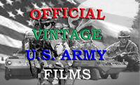 DEW LINE VINTAGE ARMY FILM DVD
