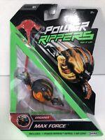 Jakks Power Rippers MAX FORCE Robotix Series 1 Rip Cord Figure. Rip It Up! NEW