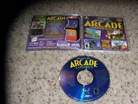 Galaxy of Arcade Classics (PC, 2000) Mint Game