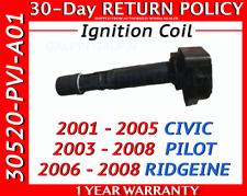 New Genuine Honda Ignition Coil 305205G0A01 OEM