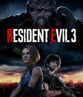 RESIDENT EVIL 3 - Steam Game Key! Fast delivery! BIG SALE