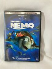 New listing Finding Nemo (Dvd, 2003) Walt Disney Pictures 2 Disc Collectors Edition