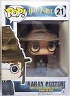 Funko Pop Harry Potter with Sorting Hat # 21 Vinyl Figure Brand New