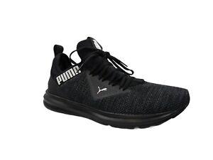 Puma Enzo Beta Woven Black Training Running Shoes Men's Size 11 M US