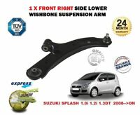 FOR SUZUKI SPLASH 1.0 1.2 1.3 2008->ON FRONT LOWER RIGHT WISHBONE SUSPENSION ARM