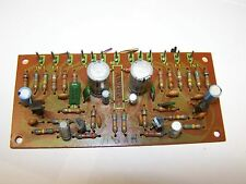 Pioneer SX-525  QX-8000  Head Amp Assembly   AWF-003