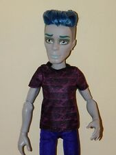 """Sloman """"Slo Mo"""" Mortavitch Loose Student Disembody Council Monster High 5 Pack"""