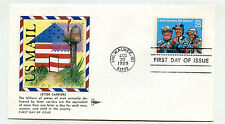 2420 Letter Carriers, We Deliver, GillCraft Fdc