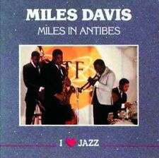 MILES DAVIS - MILES IN ANTIBES  CD NEU