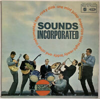 SOUNDS INCORPORATED SELF TITLED LP MFP UK 1964 PRO CLEANED NEAR EX CONDITION