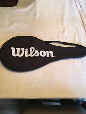 Wilson Tennis Raquet Bag, Black
