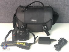 *Lightly Used* Nikon D90 12.3MP Digital SLR Camera w/ Charger, Battery, Case