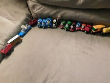 Thomas the Tank Engine Die-cast & Wood Trains Lot of 16- Gullane, Learning Curve