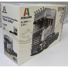 Italeri 1:24 3906 Scania R730 V8 Streamline 4 X 2 Model Truck Kit