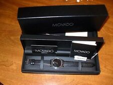 Movado Museum Classic - NOS Wrist-Watch, Both Boxes/w. Tag's and Paperwork: L@@K