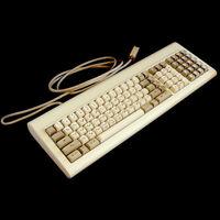 IBM Chinese Lettering Keyboard Typing 102 Keyboard Letter Type Model 6113442 NIB