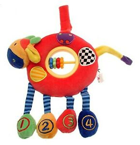 Baby Rattle Numbers Sounds Baby Toys Pram Toys