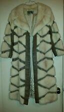 Vintage Revillon Paris New York Fur Coat Saks 5th Avenue New York 1972??