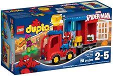 LEGO Duplo 10608 Spider-man Spider truck adventure Green goblin BNIB Marvel